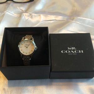 Brand New in Box Coach Signature Ladies Watch $195